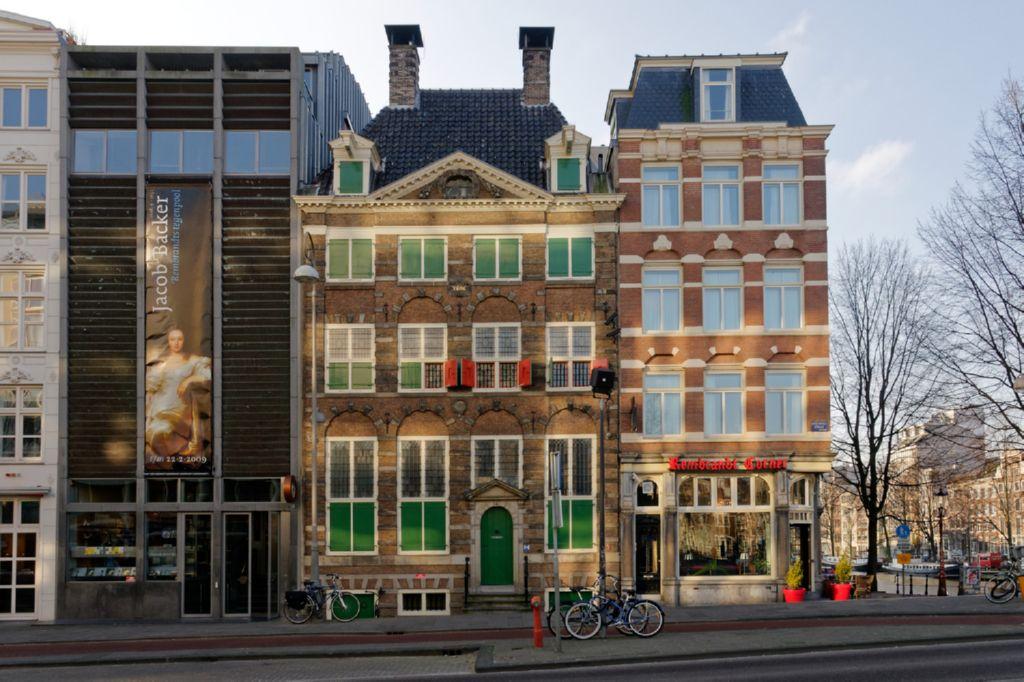 Музей Рембранта в Амстердаме