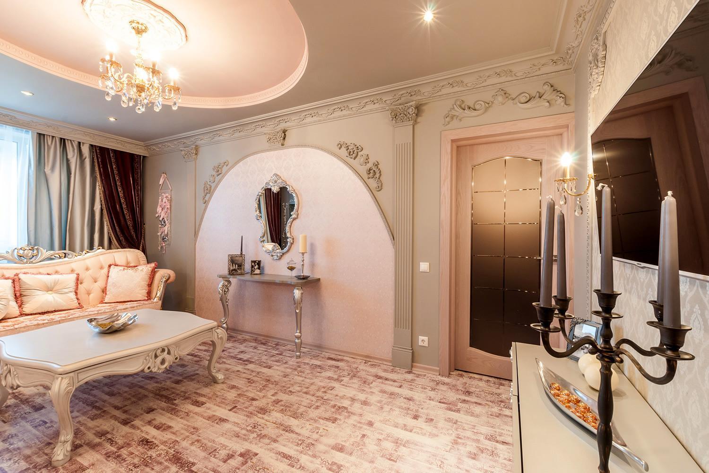Декор барокко