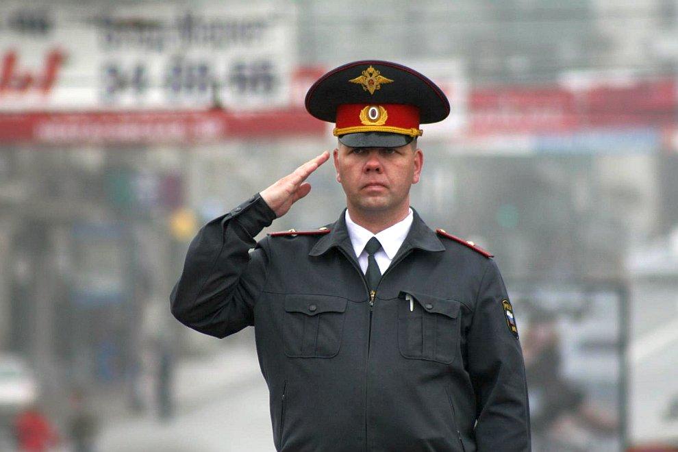 Полицейский после 35 лет