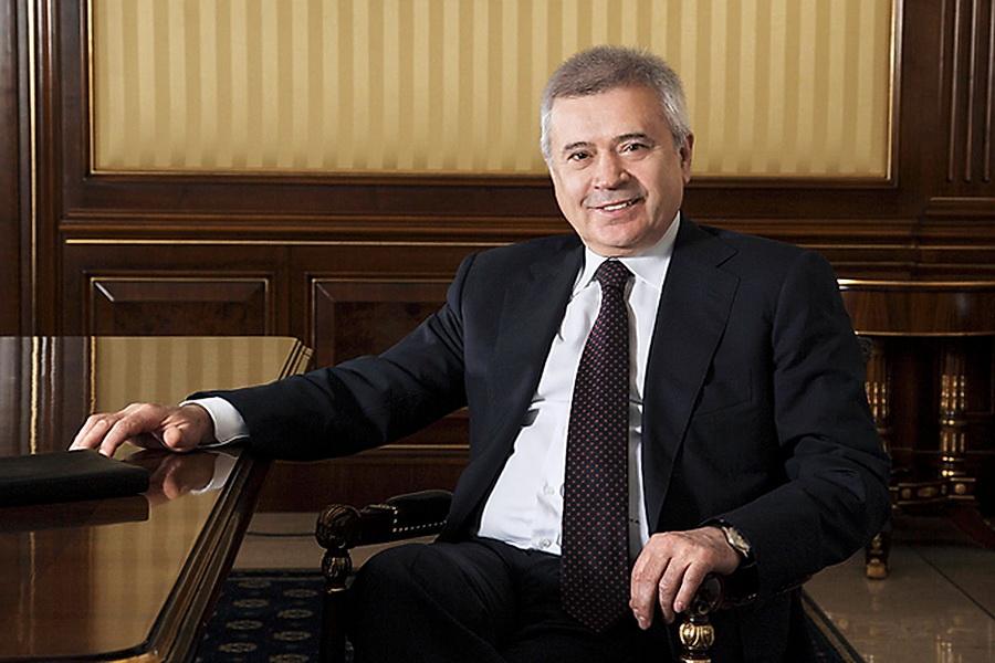 Бизнесмен Вагит Алекперов