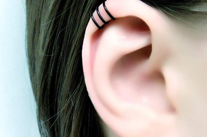 Пирсинг для ушей