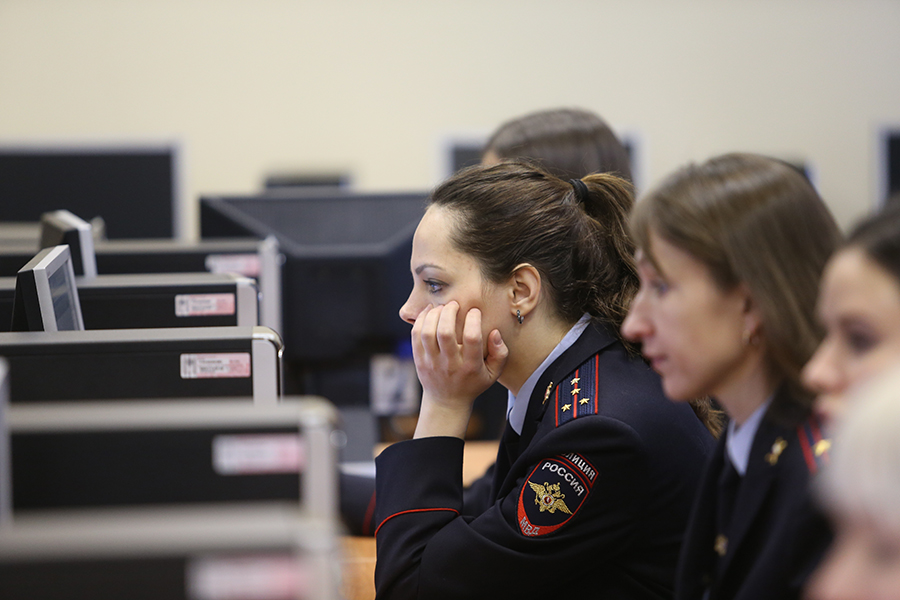 МВД работа для женщин