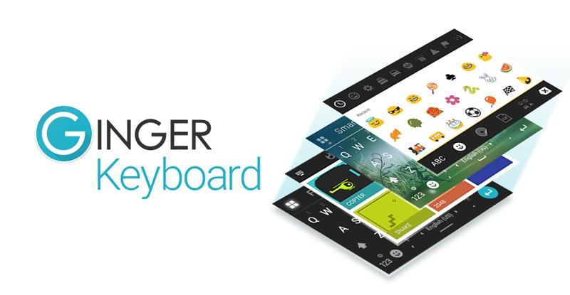 Приложение Ginger Keyboard
