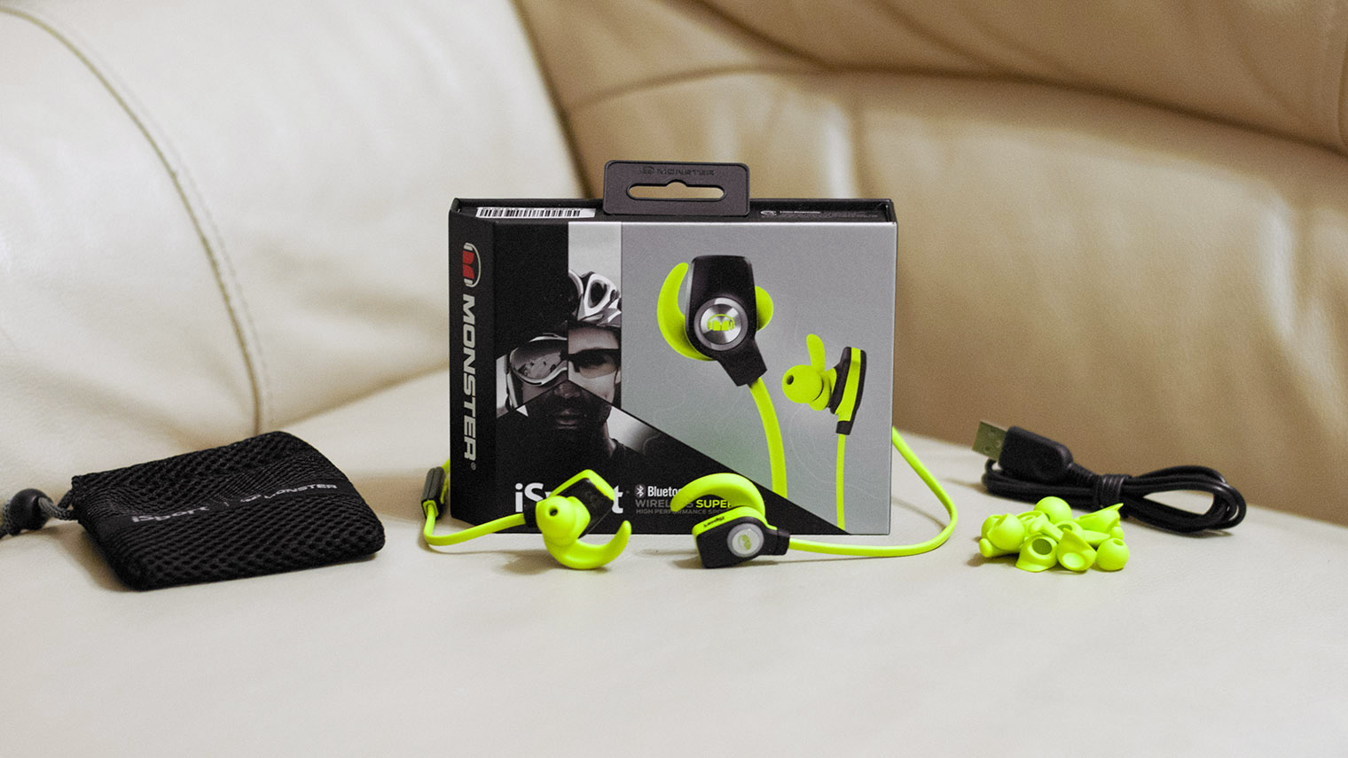 Monster iSport SuperSlim Bluetooth