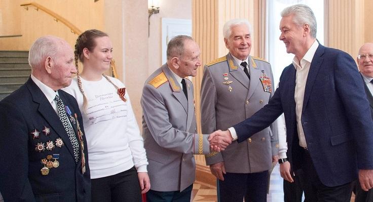 Пособия ветеранам в Москве