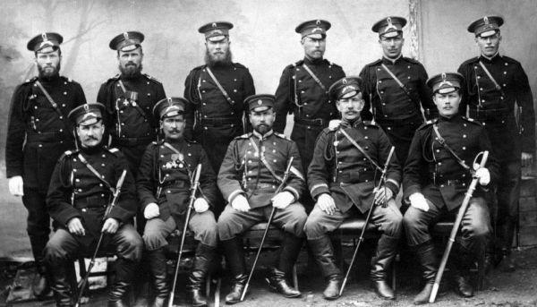 Полицейские Российской империи