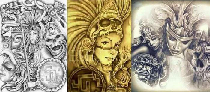 Боги ацтеков