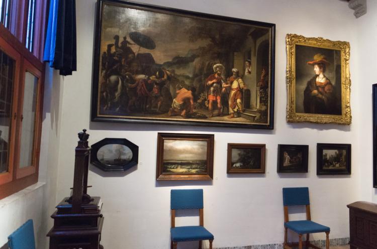Дом музей Рембрандта