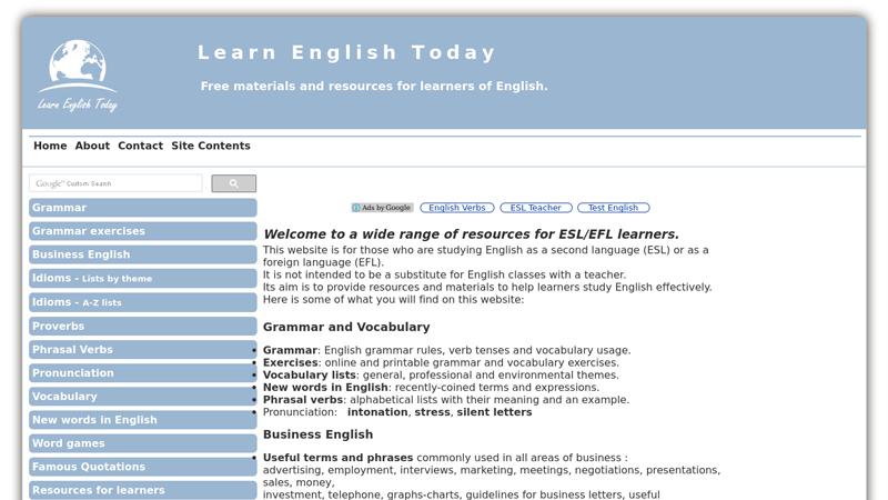 Платформа Learn-English-Today
