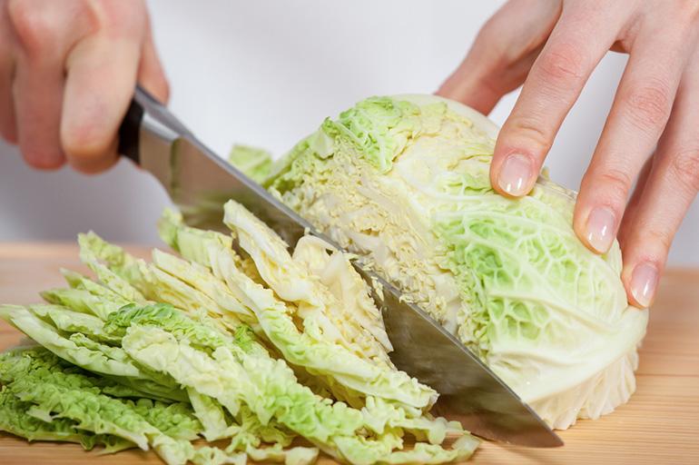 Народные приметы - нарезаем капусту