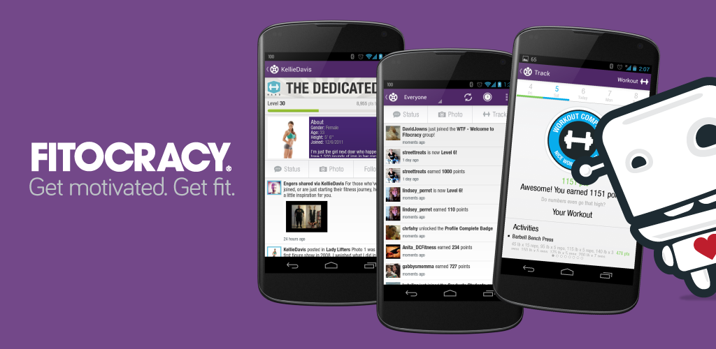Fitocracy - Fitness Collective