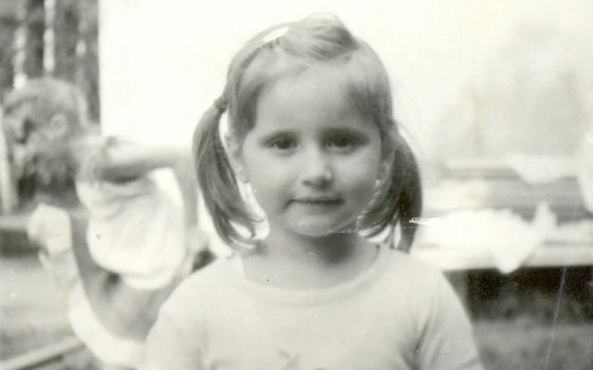 Светлана Лобода в детские годы