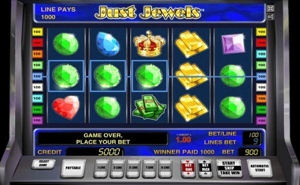 Just Jewels Deluxe игровой автомат