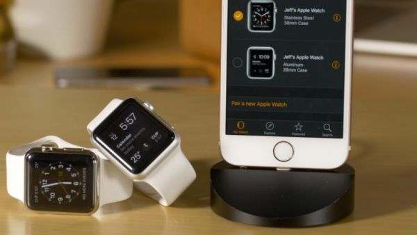 Apple Watch и iPad