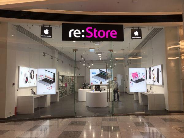 Магазин «ReStore»